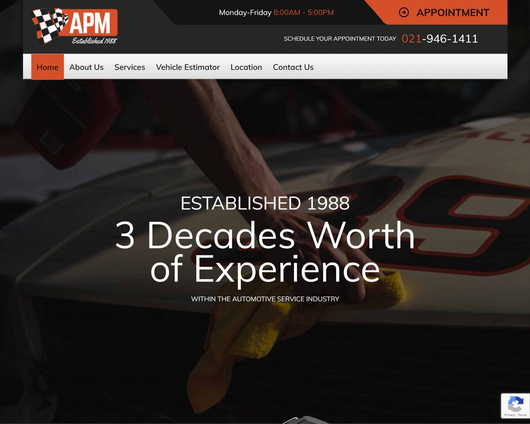 autoperformancemotors- Project made by WebPlover